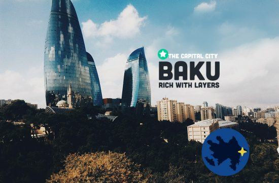 Baku Azerbaijan the capital of Azerbaijan city profile