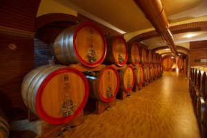 Savalan Wine Cellar in Gabala