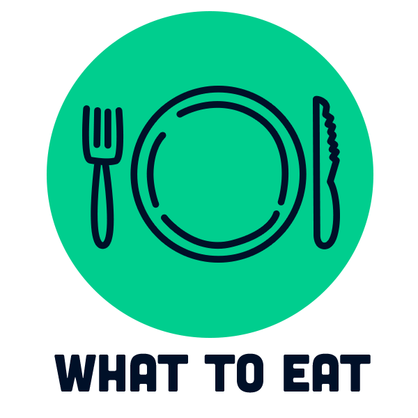 What to eat icon