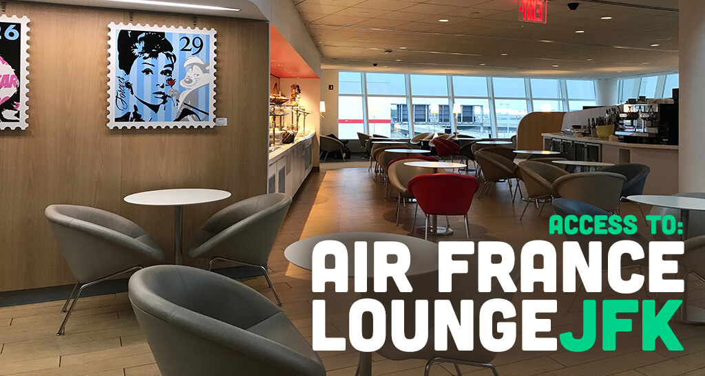Azal Airlines Comfort Club Lounge Access Air France JFK