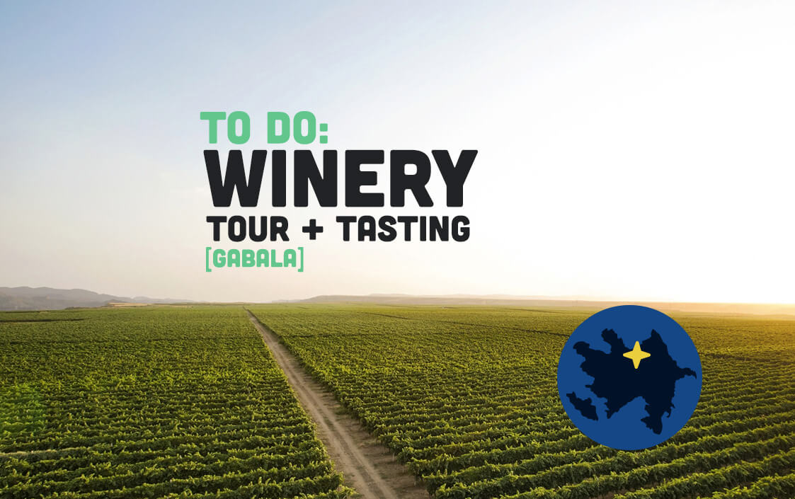 Wine tours in Azerbaijan