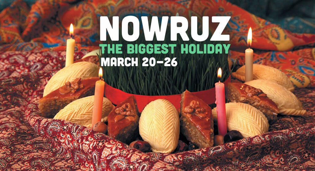 Nowruz holiday celebration azerbaijan
